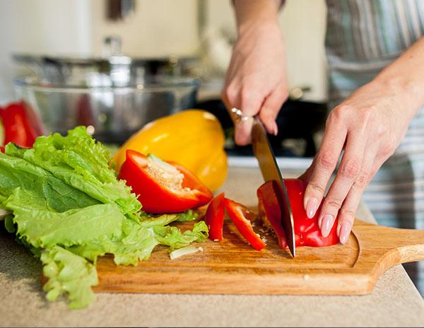 CORTAR Y PREPARAR Accesorios de decoración cooking menaje del hogar