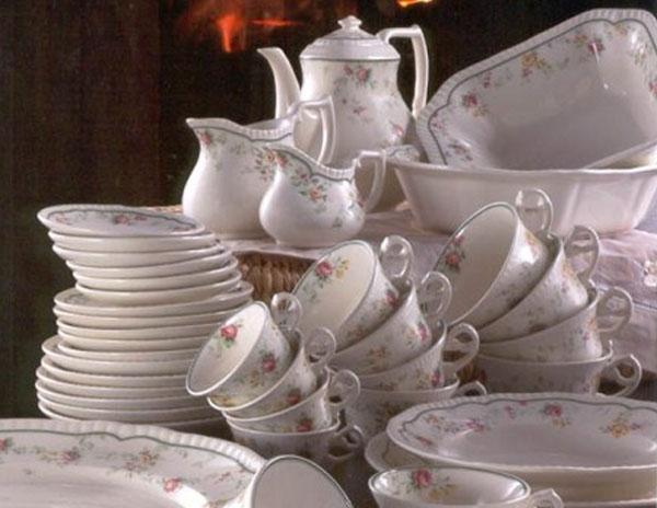 Vajilla 57 piezas cooking menaje del hogar