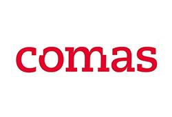 logotipo comas cooking menaje del hogar