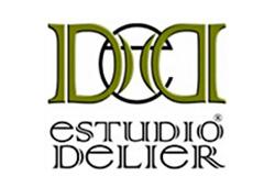 logotipo estudio delier cooking menaje del hogar
