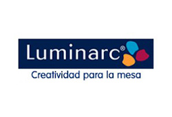 logotipo luminarc cooking menaje del hogar