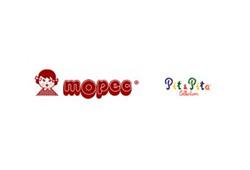 logotipos mopee y petit pita cooking menaje del hogar