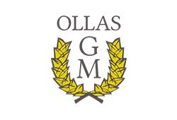 logotipo ollas gm cooking menaje del hogar