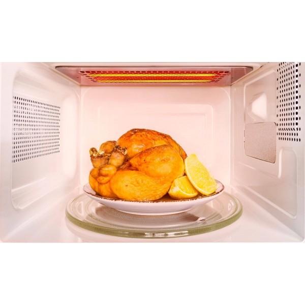 Microondas con grill Cecotec Grill output 700W input 1200 W 20 l grill de 900W 9 niveles