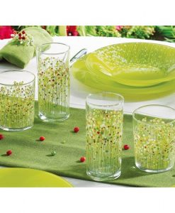 Luminarc SET 3 VASOS FLOWERFIELD